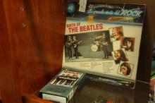 'Birth of the Beatles' Record & VHS Tape