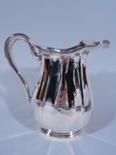 Cartier American Sterling Silver Water Pitcher