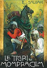 Luigi Dalmonte  - Le tigri di Mompracen