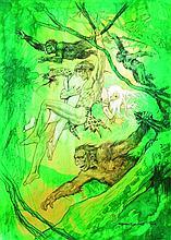 ESTEBAN MAROTO Tarzan e Jane