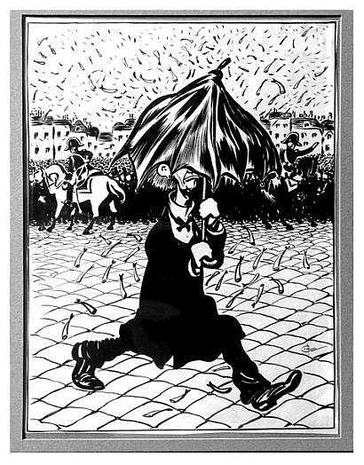 CARAN D'ACHE. (Emmanuel Poiré dit...1858-1909) «