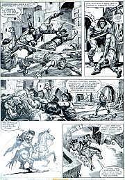 BUSCEMA John (1927 - 2002) « Conan the Barbarian