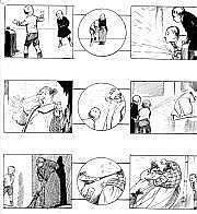 GALLAND André (1886 - 1995) « Ninette et Cloclo ».