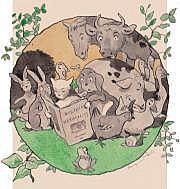 RABIER Benjamin (1864-1939) « Histoires naturelles
