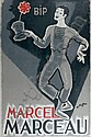 Charles KIFFER (1902-1992)« Marcel Marceau et Bip, Charles Kiffer, Click for value