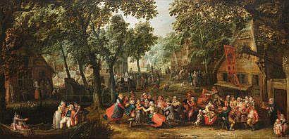 David VINCKBOONS (Malines 1576-Amsterdam 1632) «