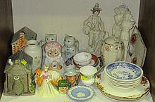 Miscellaneous china collectables and tableware,