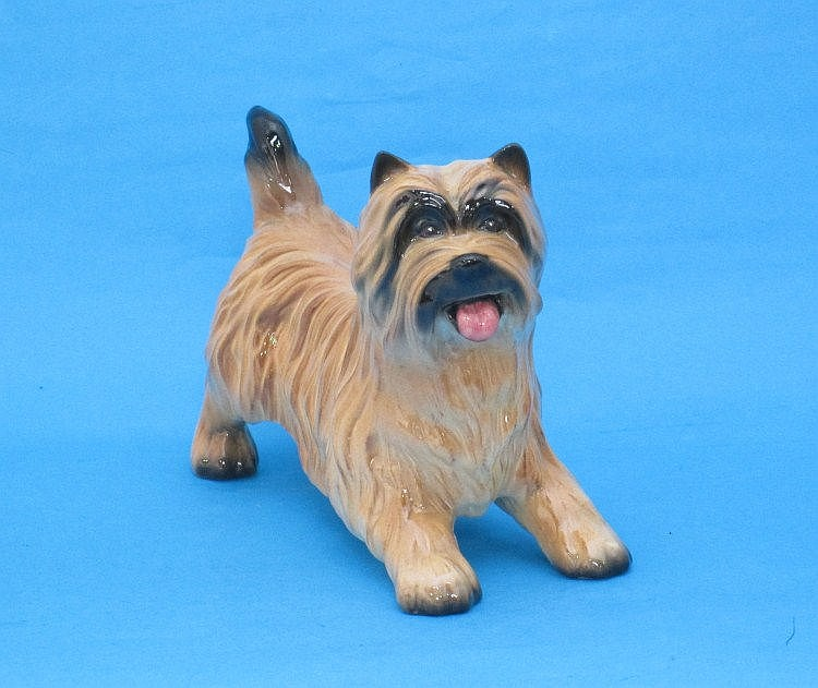 A Beswick model of a Cairn terrier dog, 16cm.
