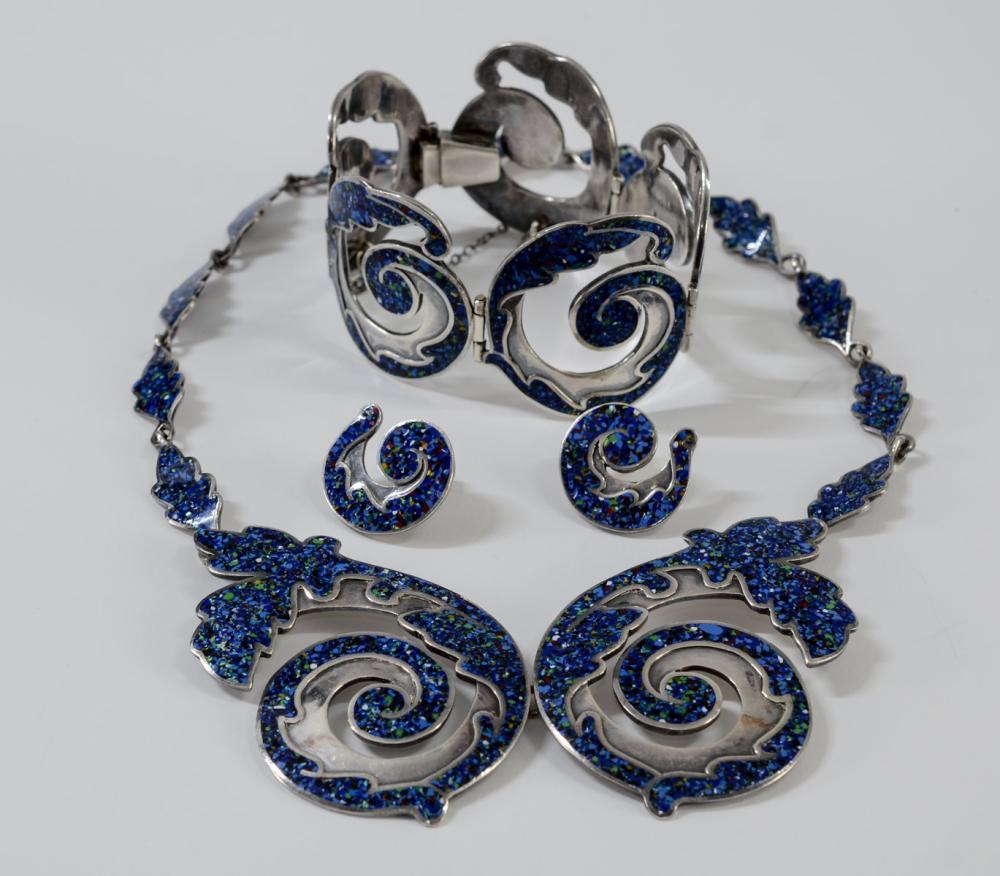 Margot De Taxco Mexican Sterling Silver