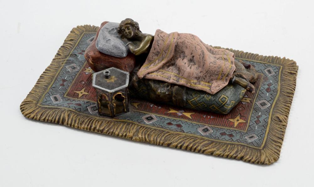 Erotic Vienna Bronze