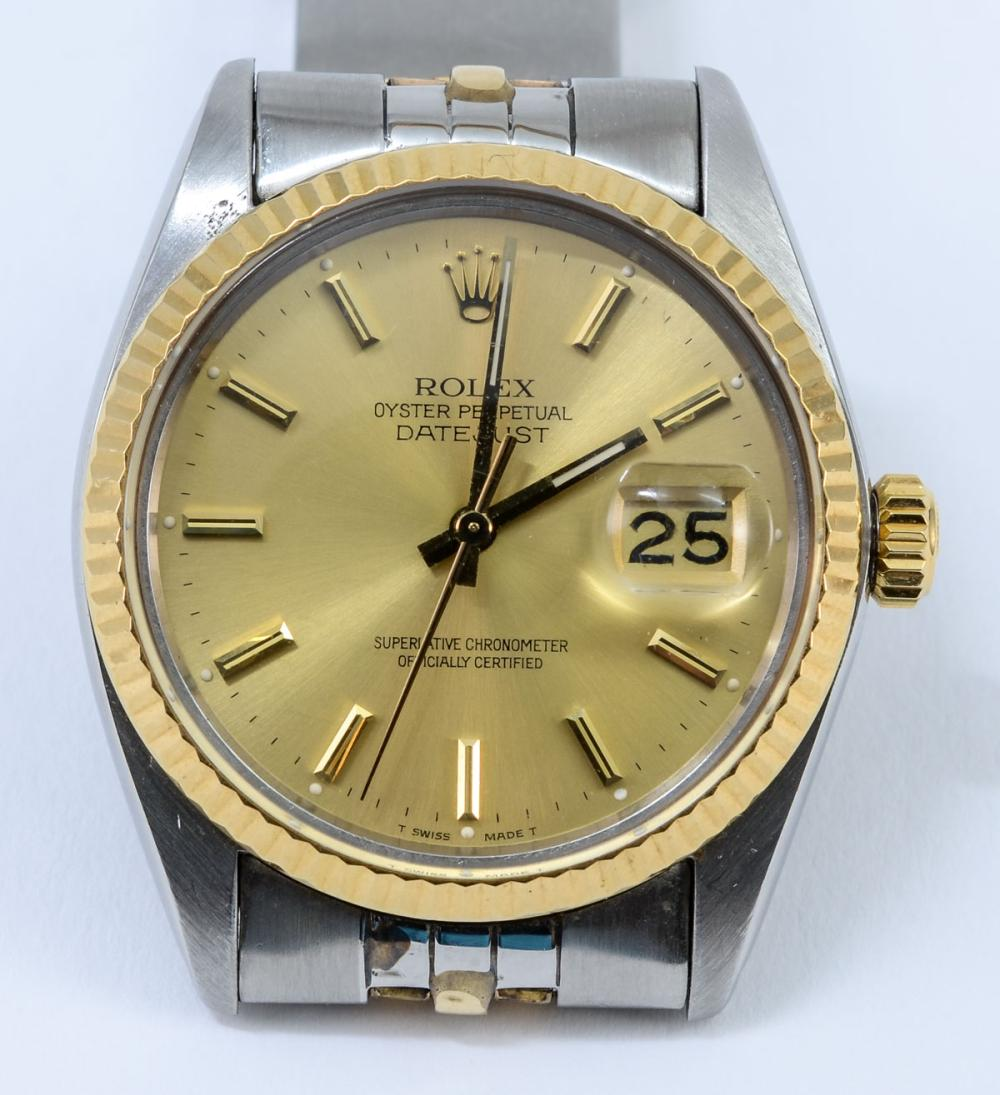 Rolex Oyster Perpetual Datejust Ref 16013