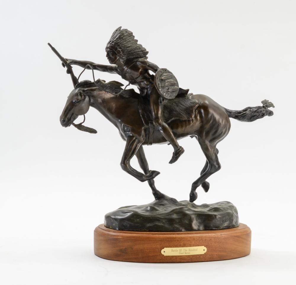 Cloyd Barnes: Battle of the Rosebud