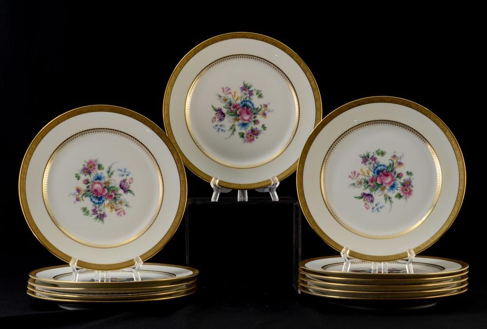C. Ahrenfeldt Plates for Ovington's