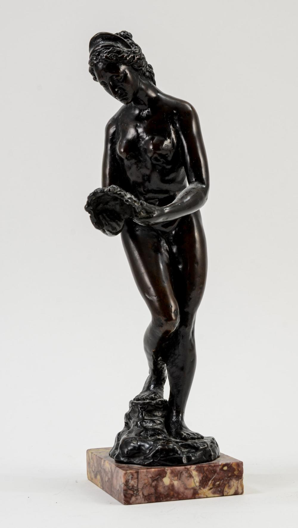Classical Style Grand Tour Bronze