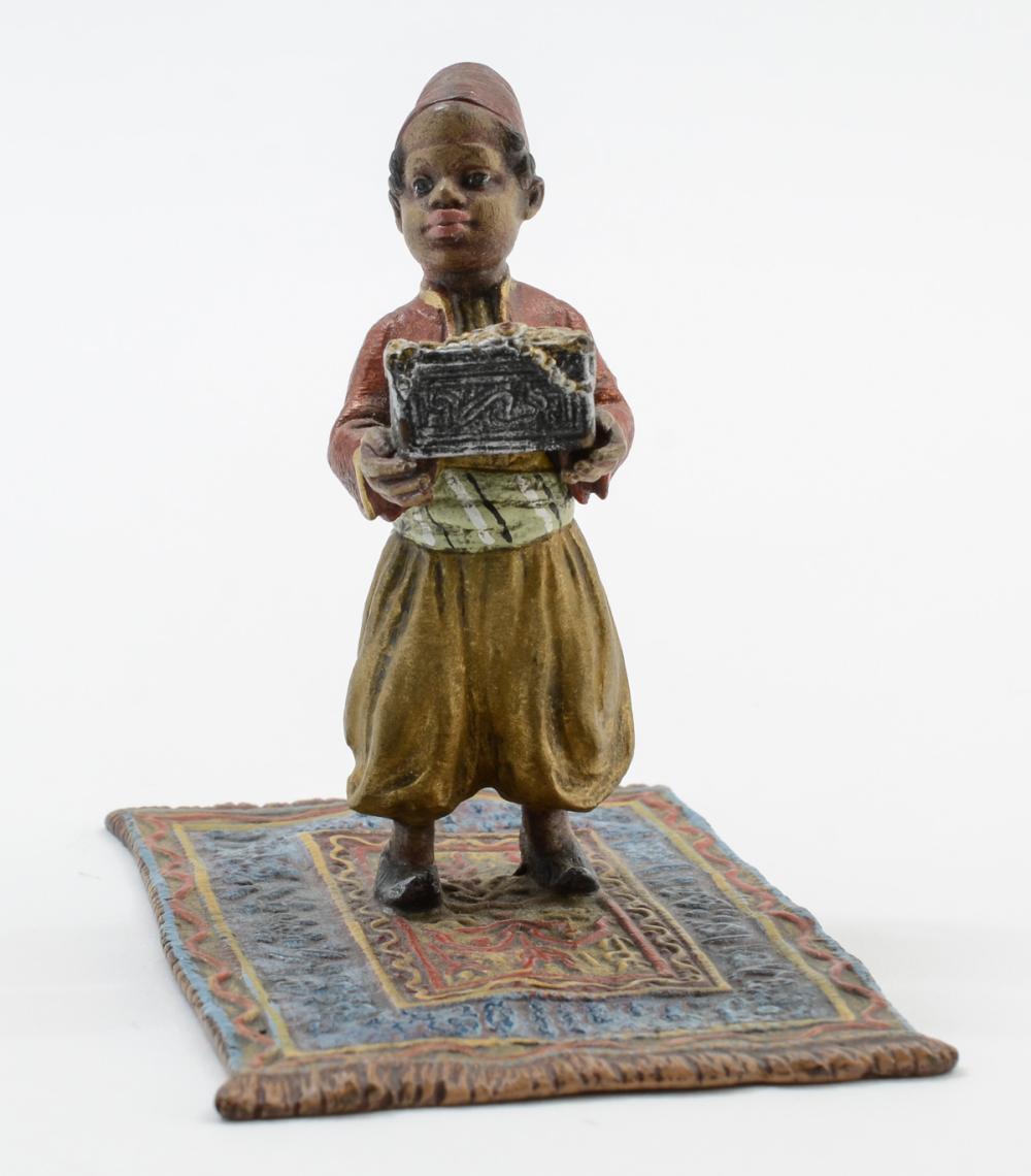 Bergman Orientalist Bronze