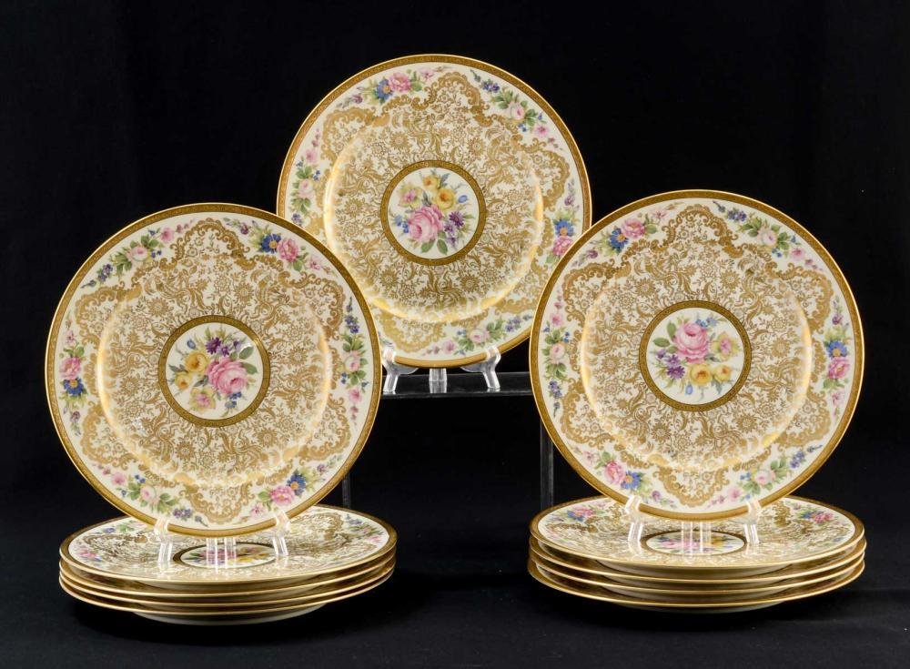 Rosenthal Ivory  Plates