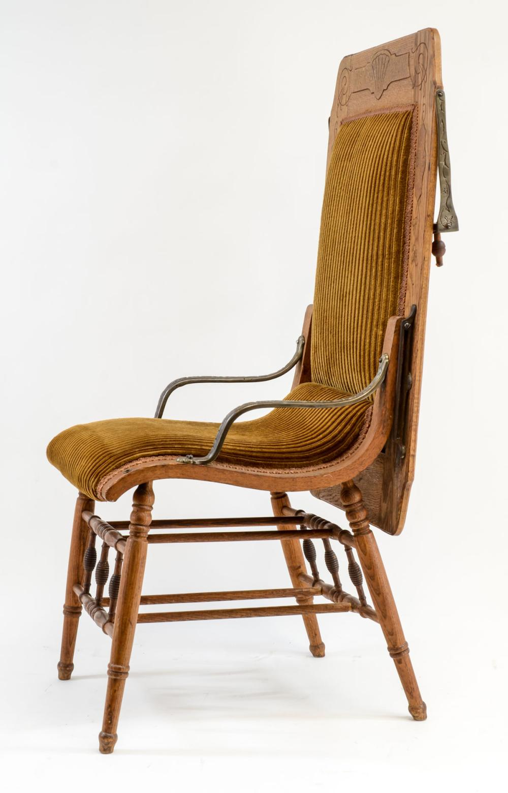 Patent Furniture: Convertible Chair