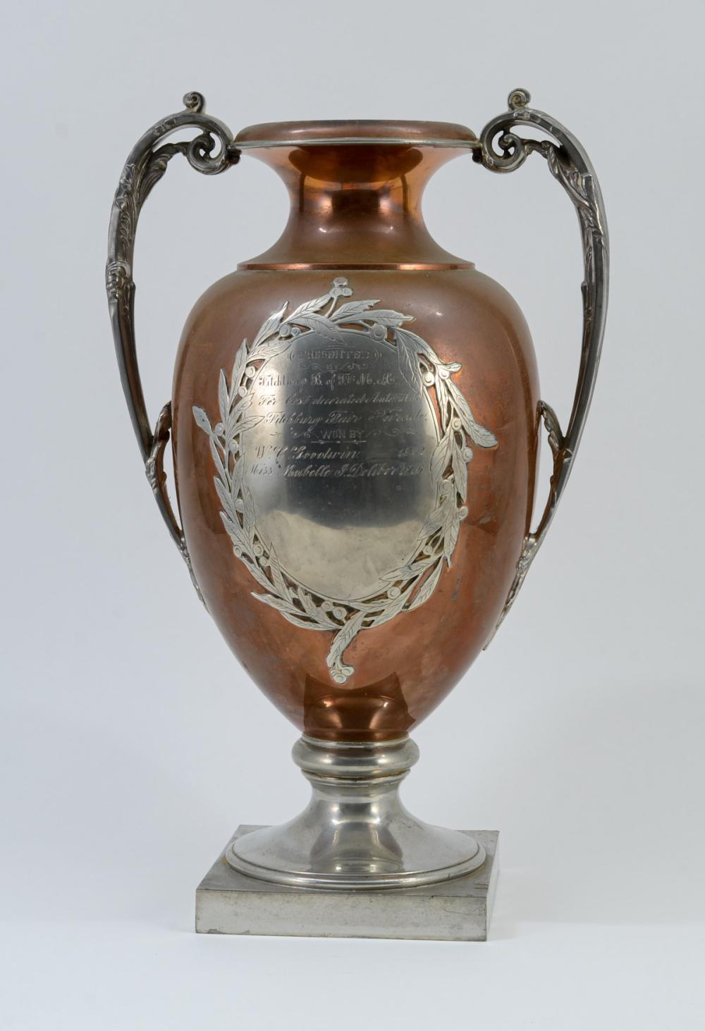 1912 Pairpoint Parade Trophy