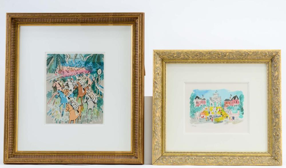 Charles Cobelle: Two Works