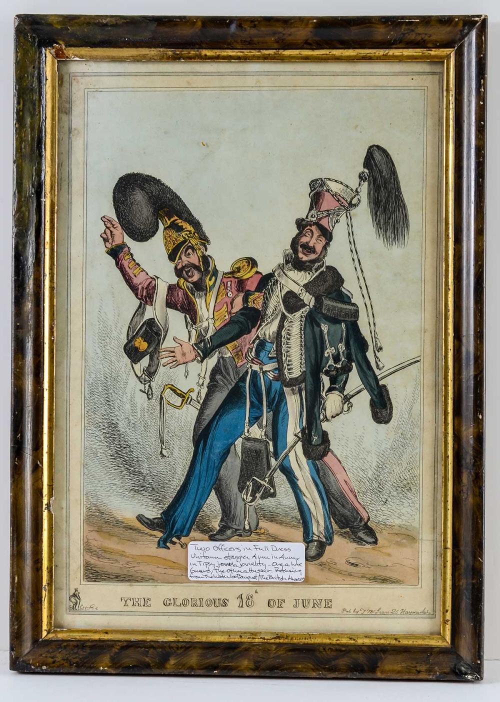 William Heath Caricature