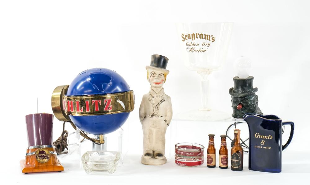 Vintage Barware and Advertising Group