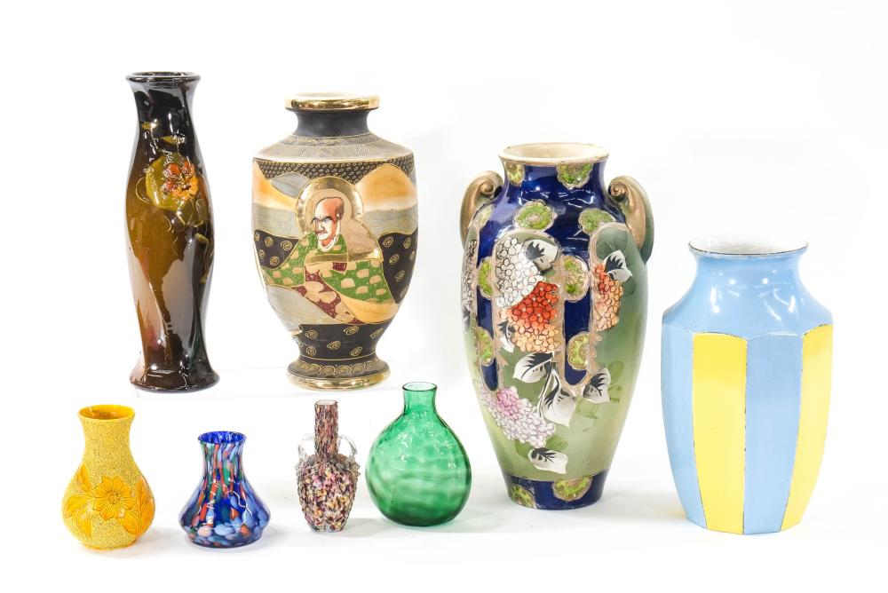 Pottery and Glass Group