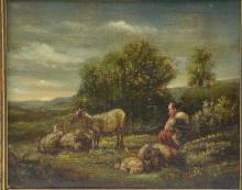 Franz Van Severdonck Belgian 1809-1889