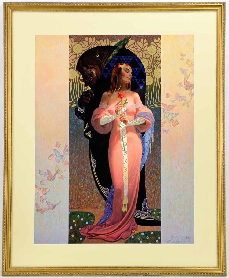 Thomas Blackshear II: Beauty and the Beast