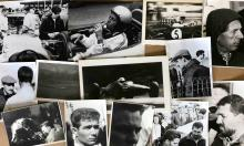 Lot 7: Original 1960's Watkins Glen GP race photos
