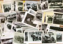 Lot 12: 250 teens- 1960's photo copy prints