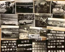 Lot 16: Original late 1950's - early 1960's sports car rac