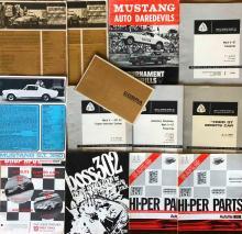 Lot 21: 1960's Ford Hi Performance items