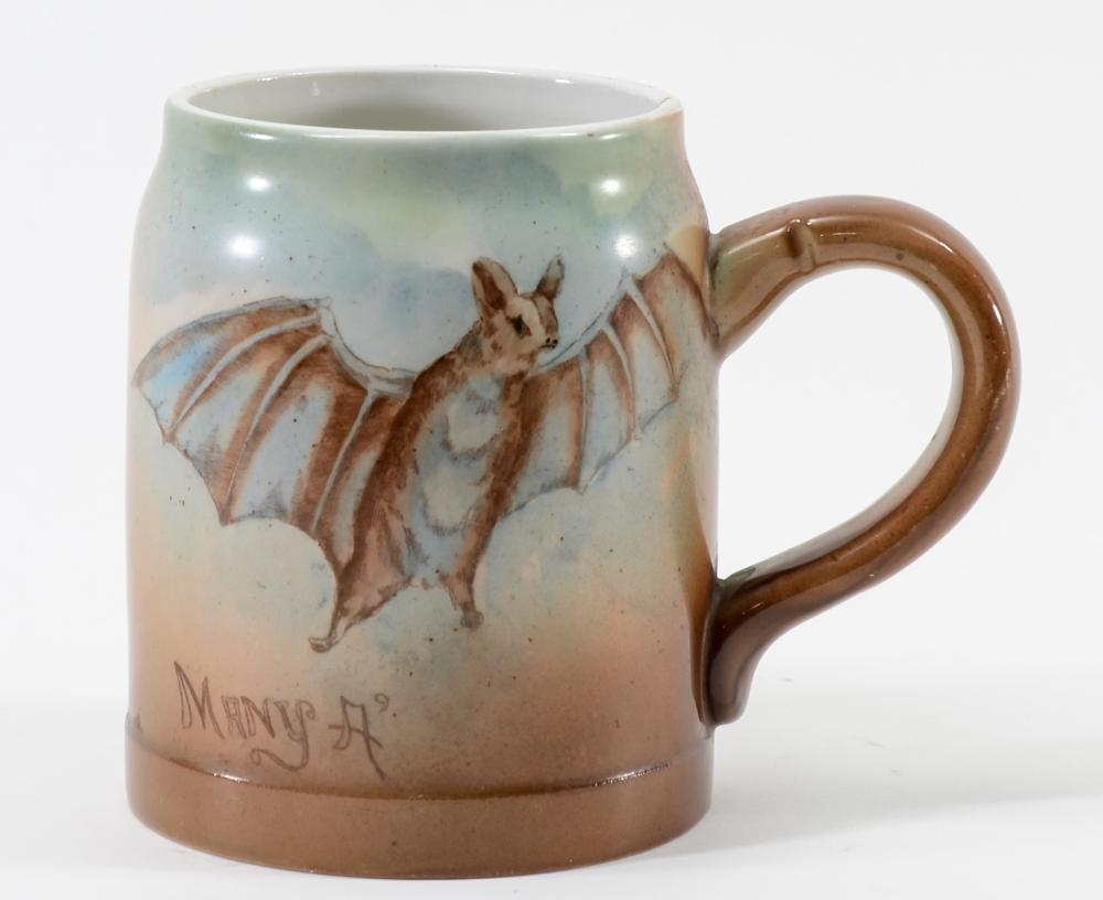 Handel Ware Bat & Shakespeare Mug