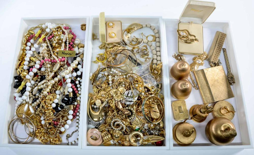 Excellent and Large lot of Napier Jewelry