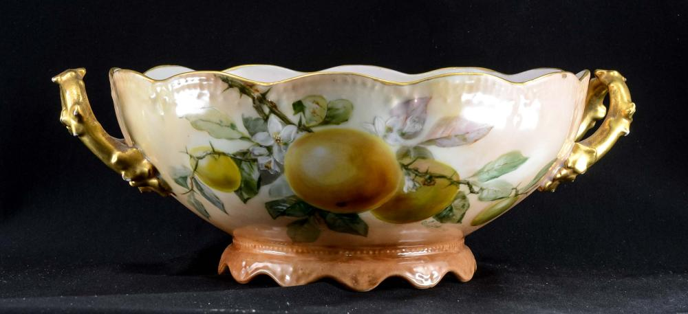 Handel Ware Hand Painted bowl