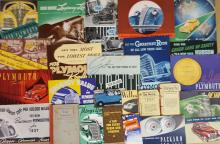 1937-1940 US sales literature
