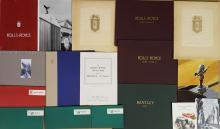 1940?s-60?s Rolls, Bently literature