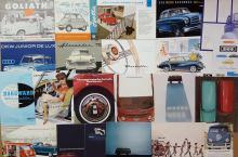 1950?s-60?s German brochures