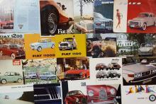 Misc import brochures - 1960?s 70?s