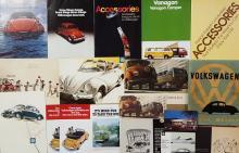 1950?s-60?s VW incl Trans 48 pg catalog