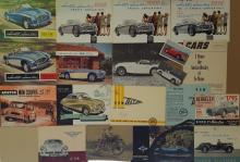 Austin Healey, other British brochures