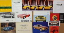 Aston Martin, Lotus items
