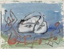 Anzinger, Siegfried Untitled. 1983