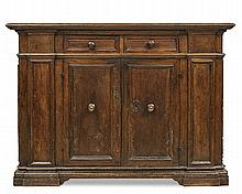 Credenza, Italy, 17th c. and later