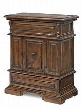 Small credenza, Italy, in 17th c. style