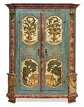 Cupboard, Upper Bavaria, 18th c.
