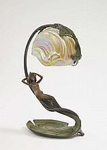 Nautilus-Muschel-Lampe