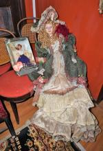 Ashley Belle and Lucille Ball Barbie dolls