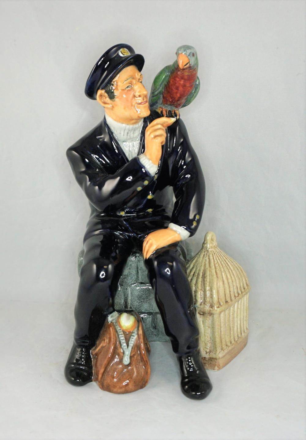 Royal Doulton Shore Leave figurine