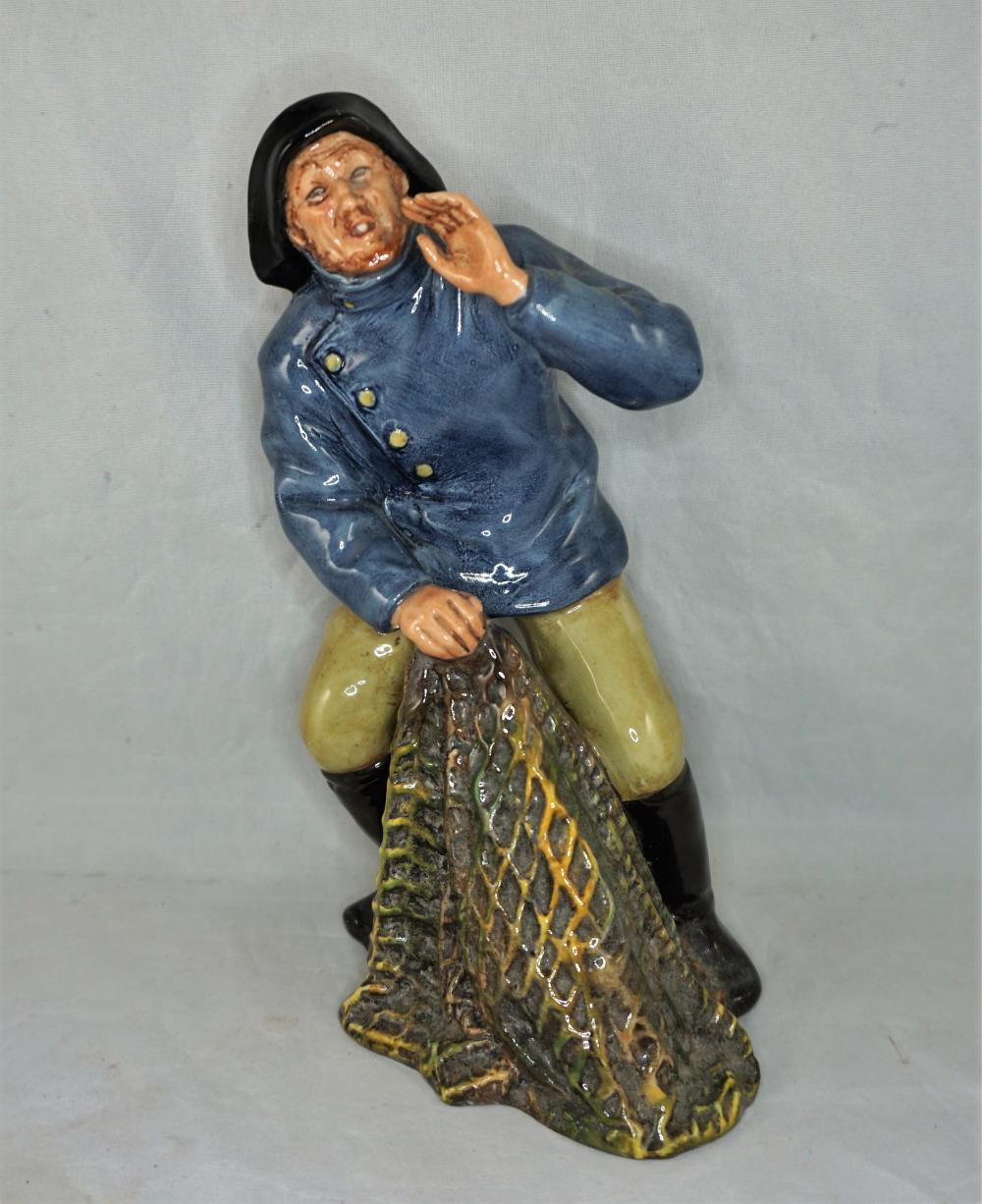 Royal Doulton Sea Harvest figurine